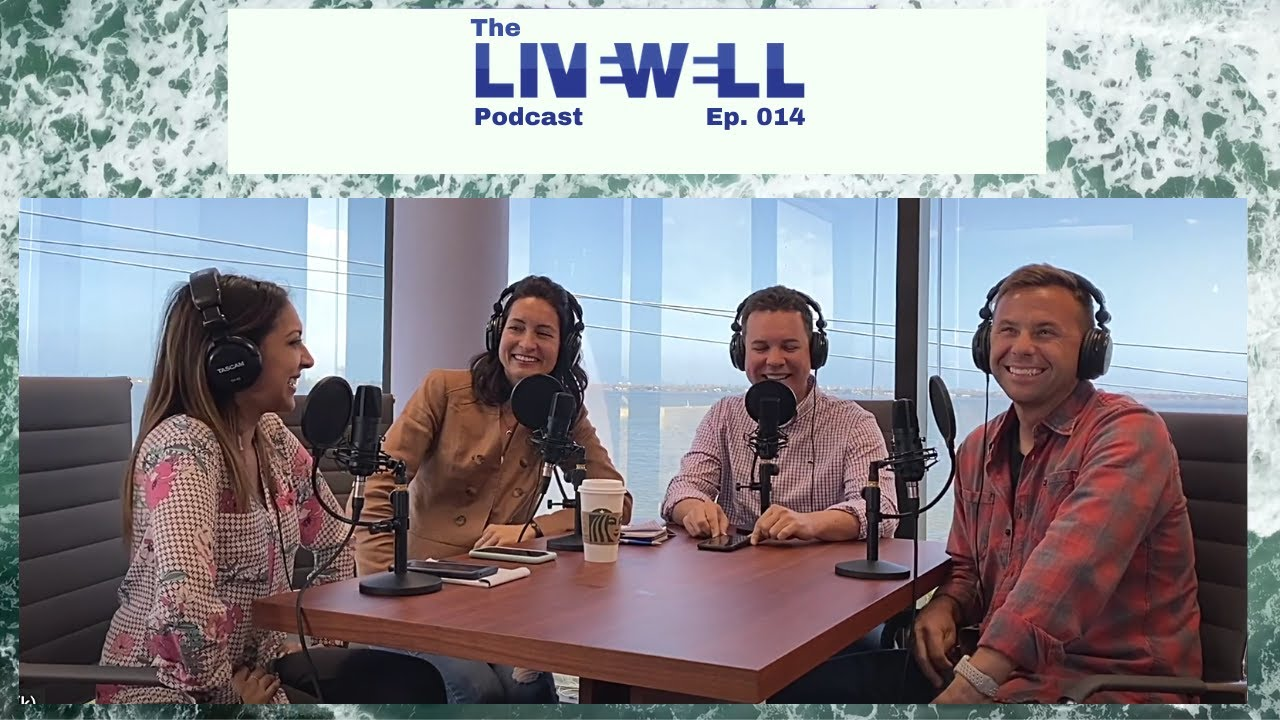 Overcoming Anxiety and Understanding Mindfulness Part One II The LiveWell Podcast Ep. 014