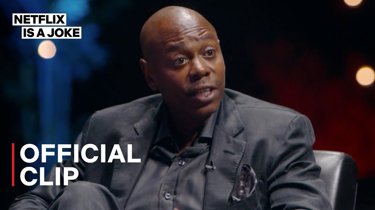 My Next Guest Needs No Introduction with David Letterman | Dave Chappelle on Parenting