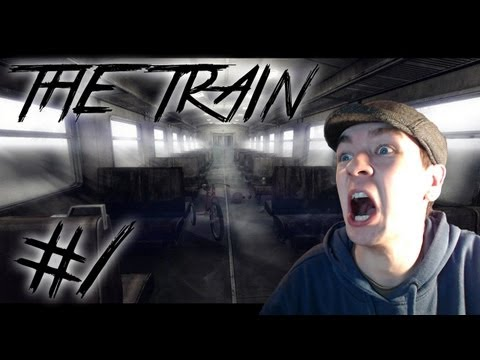 The Train - Part 1 | EXTREMELY CREEPY! | Russian Indie Horror Game