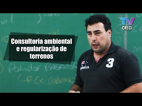 Consultoria ambiental e regularização de terrenos - Ricardo Vieira Winter
