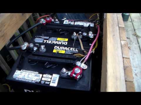 6 Volt Golf Cart Wiring Diagram Sams Club Golf Cart Battery For Solar Battery Duracell