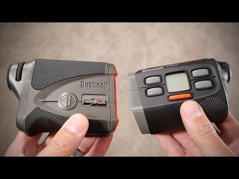 Bushnell Pro X2 Vs Hybrid Rangefinder