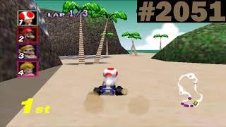 L4good's top VGM #2051 - Mario Kart 64 - Koopa Troopa Beach