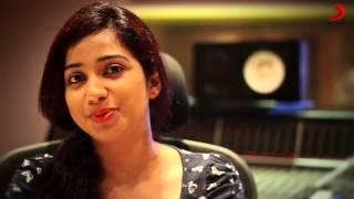 Shreya Ghoshal - Desingu Raja Exclusive Interview Part 2