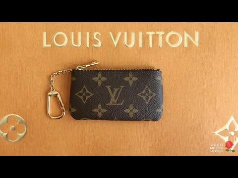 10 Unique Ways To Use the Louis Vuitton Cles (Key Pouch) & What Fits Inside feat. Alma BB asmr