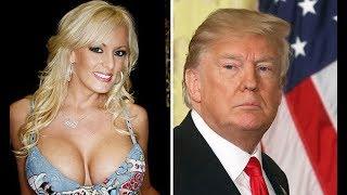 porn star Stormy Daniels has an affair with Donald Trump