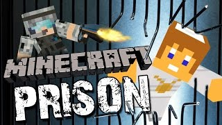 "The Prison #1 - ""Hoe alles begon"" - Minecraft Roleplay"