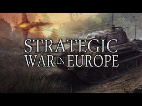 SmartLook on Strategic War in Europe - WW2 Strategic Wargame  