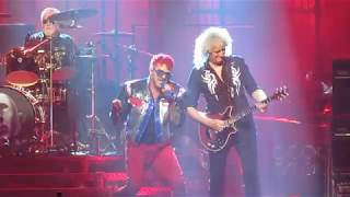 Queen + Adam Lambert- Another One Bites the Dust (July 1, 2017- Key Arena, Seattle)