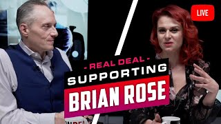 HOW MY PARTNER SUPPORTS ME WITH LONDON REAL - Brian Rose's Real Deal
