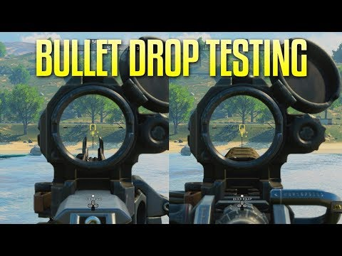 Blackout Bullet Drop Testing (Caliber Matters!)