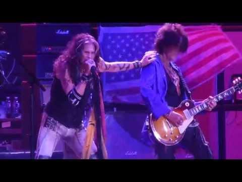 """Kings & Queens & Rats in the Cellar"" Aerosmith@Boardwalk Hall Atlantic City 8/31/14"
