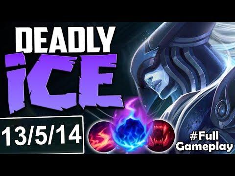 Deadly Ice Full Late Game Top Lane Lissandra Lissandra Vs Camille
