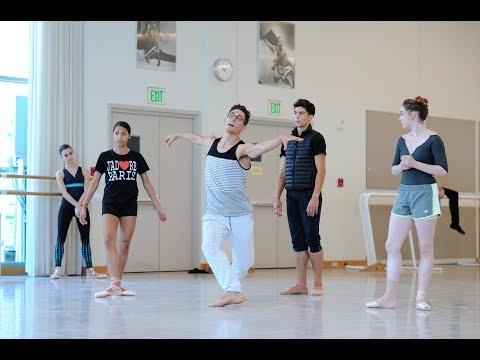 Unbound Choreographer Interviews: Justin Peck