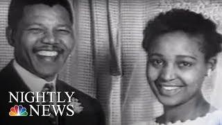 South African Anti-Apartheid Stalwart Winnie Nelson Mandela Dies At 81 | NBC Nightly News