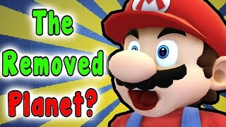 Super Mario Galaxy - The BIGGEST Unused Planet In The Game