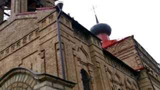 видео: Храм Георгия Победоносца в Георгиевке (Казахстан)