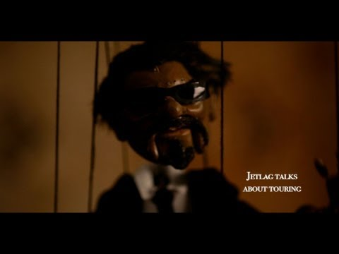Fat Freddy's Drop - Jetlag Talks About Touring