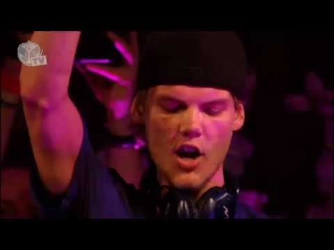 Avicii performing Levels & Wake Me Up on Main Stage  @ Tomorrowland 2013