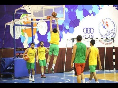 Belediye Basketbol Takımı Şampiyonluk Yolunda