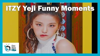 Itzy Yeji Cute and Funny Moments [ENG]