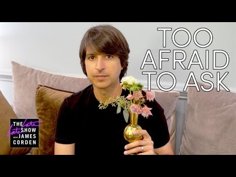 Demetri Martin Answers Questions From r/TooAfraidToAsk