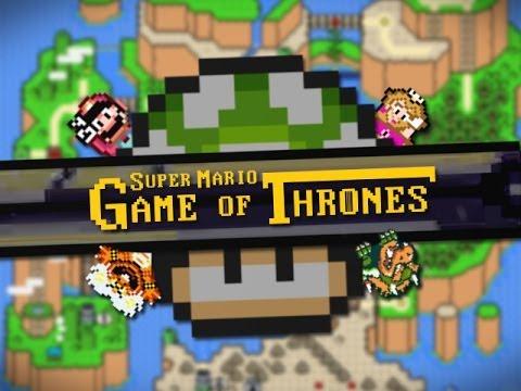 'Game of Thrones' ganha abertura inspirada no Super Mario World – veja como ficou