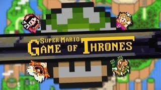 Repeat youtube video Video Game of Thrones: Super Mario World