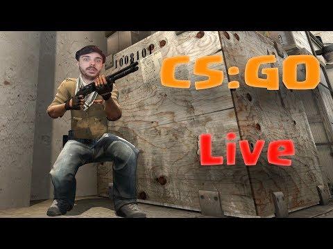 LIVE#52!! PRIMUL LIVE DE CS:GO !!