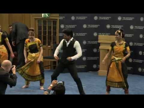 Thumbnail: Dr Shah Rukh Khan performs his famous Lungi dance