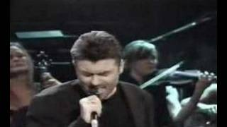George Michael - John and Elvis are dead (live)