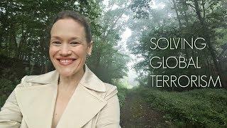 #10: SOLVING GLOBAL TERRORISM & 9/11 | FREEDOM WALKS | BOOK OF KATHERINE
