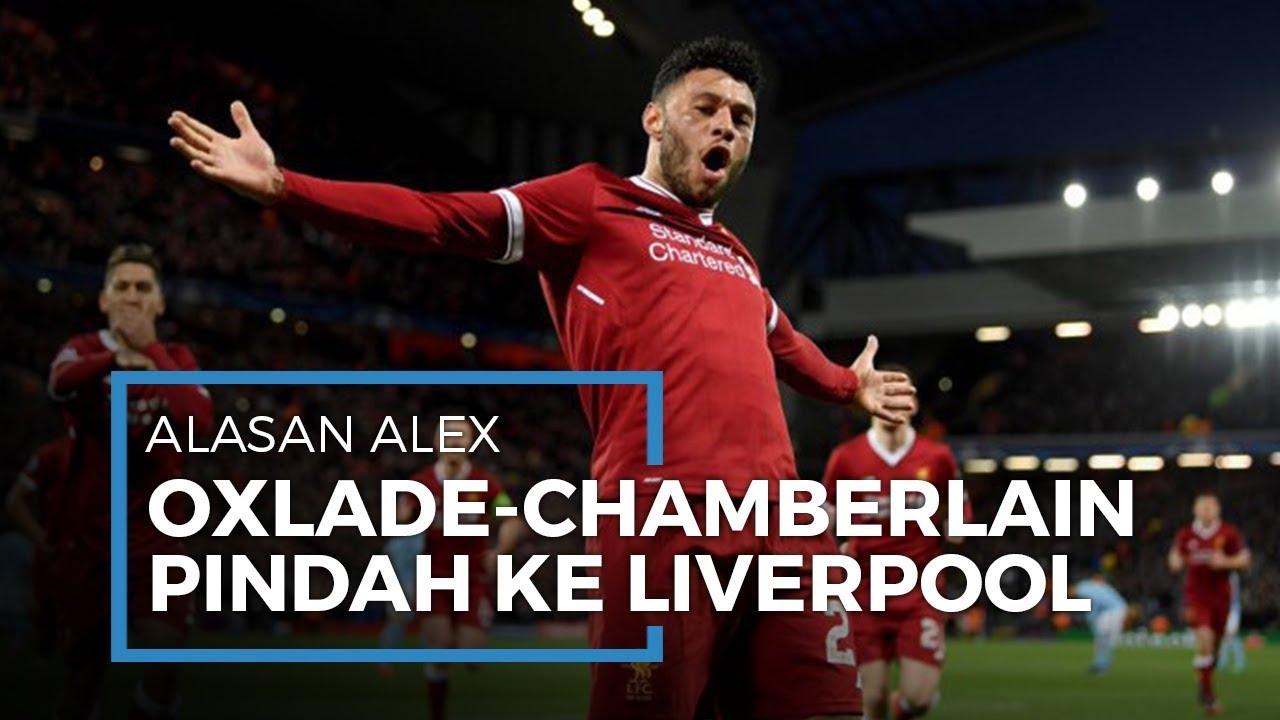 Alasan Khusus Gelandang Liverpool Alex Oxlade Chamberlain