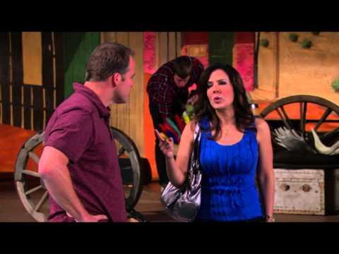 Сериал Disney - Волшебники из Вэйверли Плэйс (Сезон 4 Серия 11) Возвращение Макса