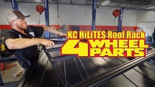Rubi Tuesday #24 - KC HiLiTES Roof Rack