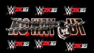 WWE 2K16 - No Way Out 2016 Highlights *HD*