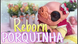 Обложка на видео - CHEGADA PORCA REBORN PET REBORN PAPAI REBORN