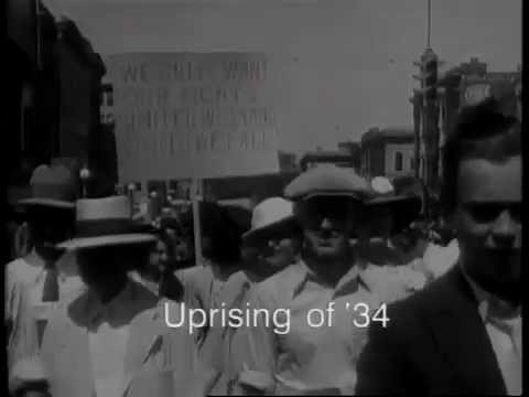 The Uprising of '34 - Trailer