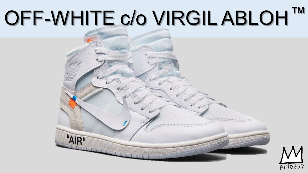 new cheap look out for free shipping OFF WHITE x AIR JORDAN 1, ONLY 323 PAIRS OF THE AIR JORDAN 32 NRG & MORE!!