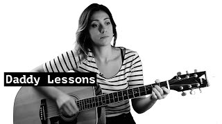 Daddy Lessons - Beyoncé (cover)