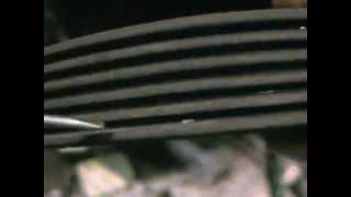 видео Ford focus TDCi 1.8  Замена ремня ГРМ