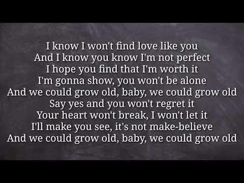 Lukas Graham - Say Yes (Church Ballad) HQ Lyrics Video