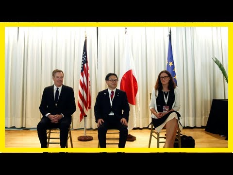 Headline News - The US, eu, Japan slam the market distortions in the swipe at China