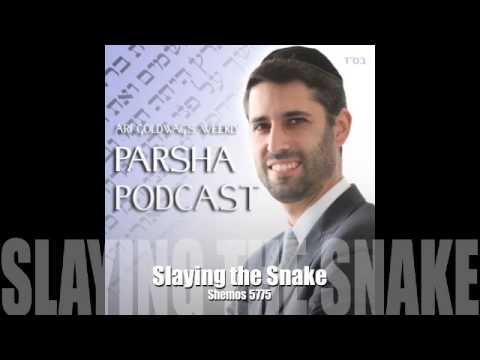 Shemos - Slaying the Snake