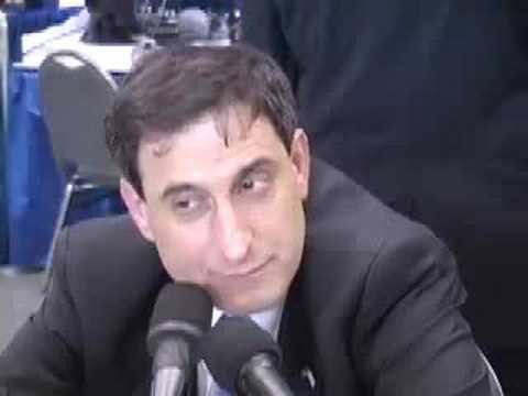 Israeli Ambassador Sallai Meridor