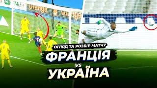 Франція Україна 7 1 Найбільша поразка збірної України Огляд та розбір матчу