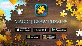 Magic Jigsaw Puzzles - Six Years and Running!