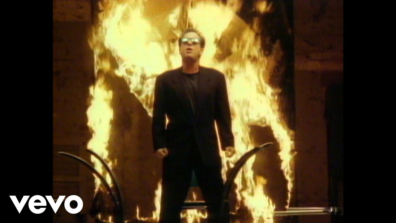 Billy Joel We Didnt Start The Fire Official Video