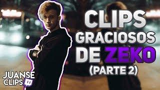 Clips GRACIOSOS de ZEKO #2