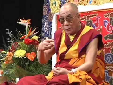 The Dalai Lama Teaching on Nagarjuna
